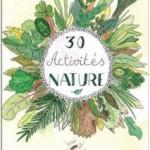 30 activités nature - ACE