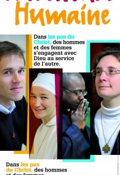 Affiche JMV 2012 - vie consacrée