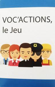 JEU VOC'ACTIONS