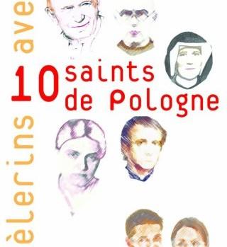 Livre 10 saints de Pologne