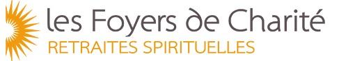 Logo foyers de charité retraites spirituelles