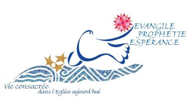 logo 2015 Année de la vie consacrée