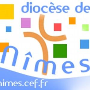 logo diocèse de nîmes