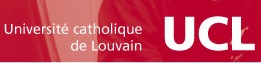 logo ucl université catho de louvain - belgique