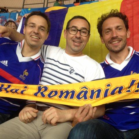 match france-roumanie Euro 2016