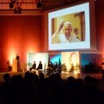 message pape François pélerinage séminaires