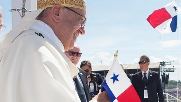 pape panama