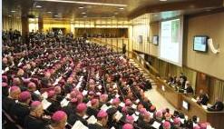 synode sur la nouvelle évangélisation - assemblée des évêques
