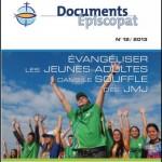 Evangéliser jeunes Document Episcopat 12 Nathalie Becquart