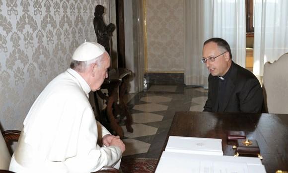 entretien pape François - antonio spadaro sj