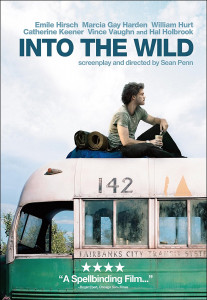 Into the wild affiche