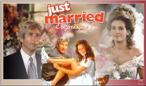 Just married...ou presque
