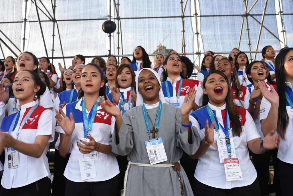 JMJ Panama Chorale