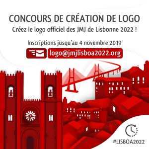 Logo JMJ Lisbonne
