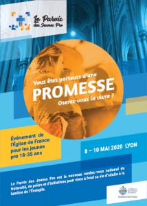 Flyer Le Parvis des Jeunes Pro