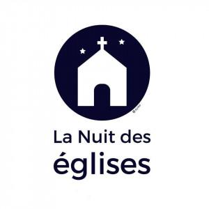 logo nuit des eglises