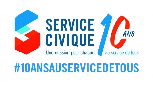 10 ans service civique