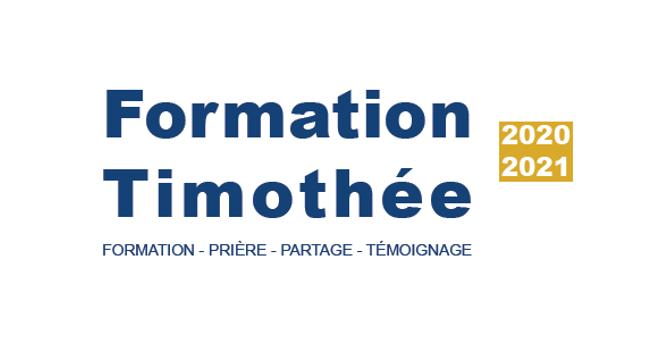 Formation Timothée4