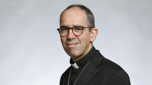 5 novembre 2018 : Mgr Matthieu ROUGE, évêque de Nanterre. France.